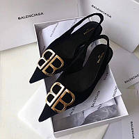 Туфли Balenciaga BB Slingback, фото 1