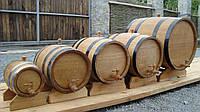 Дубовая бочка для вина (нерж) 10л