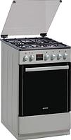 Газовая плита Gorenje CC 600 I (ширина 50 см, электро духовка , нержавеющая сталь)