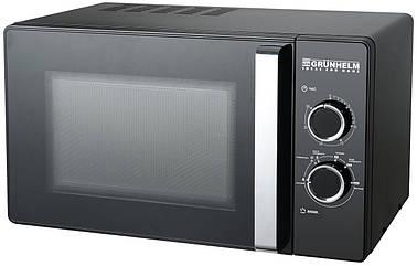 Микроволновая печь Grunhelm 23MX88-LB (черная)