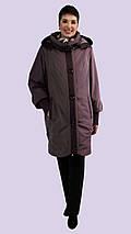 Женская демисезонная куртка 62-72р, фото 3