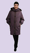 Женская демисезонная куртка 62-72р, фото 2