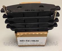 Передние тормозные колодки на Toyota Venza 12- (пр-во FEBEST 0101-AGV10F )