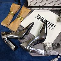 Туфли Balenciaga Round, фото 1