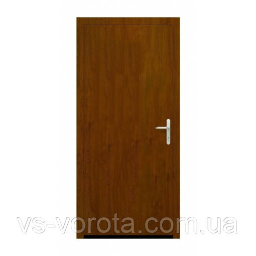 Двери входные Hormann Thermo 46 010 Golden Oak