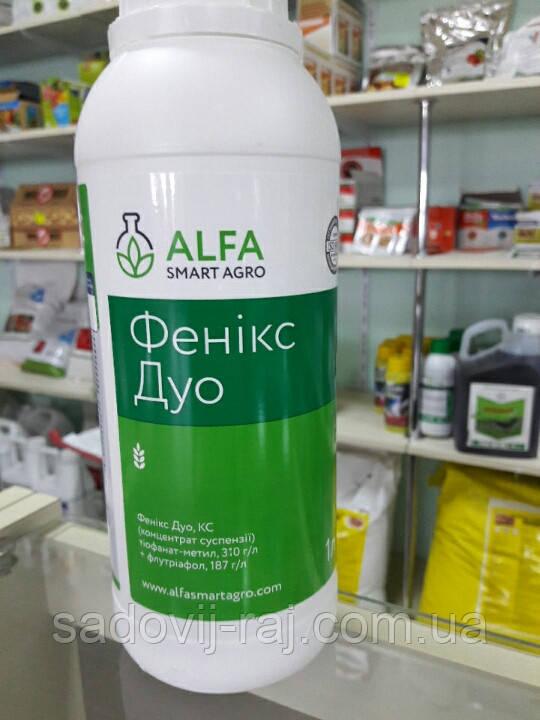 Фунгіцид ФЕНІКС ДУО / ФЕНІКС ДУО, К. С. 1 л ALFA Smart Agro