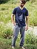 Мужские домашние/пижамные штаны Key MHT 444 A19