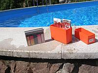 Комплексное обслуживание бассейна