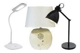 Настольные лампы, ночники