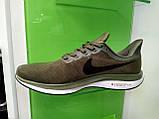 Мужские кроссовки в стиле Zoom Pegasus 35 Turbo Green, размеры с  41 по 45, фото 4