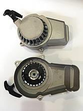 Крышка двигателя с ручным стартером металл