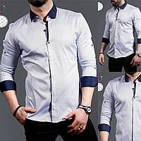 d85701e1329 Рубашка с длинным воротником в категории рубашки мужские в Украине ...