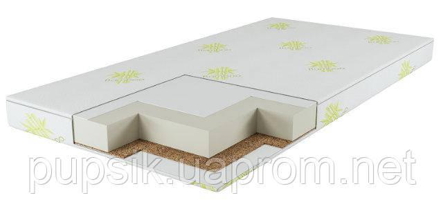 Матрас в кроватку Lite Bamboo Кокол-поролон 8 см Children's Dream