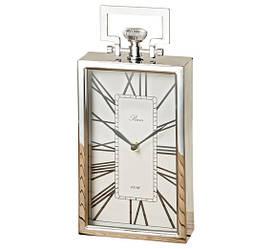 Настольные часы Комо металл