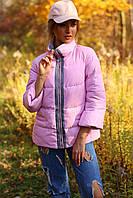 Модная куртка в спортивном стиле, фото 1