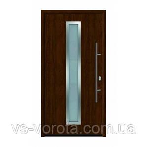 Двери входные Hormann Thermo 65 700A Dark Oak