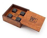 Камни для Виски Whiskey Stones WS в коробке VIP