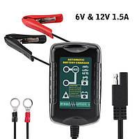 Зарядное устройство для АКБ 6-12В 1,5А