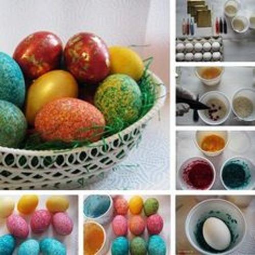 Пищевые красители, краска для яиц