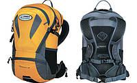 Вело рюкзак Terra Incognita Velocity 16 желтый