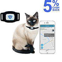GPS ошейник для кошек MYOX MPT-03CB (черный)