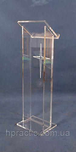 Трибуна мобильная (кафедра) 400х400х1150 мм
