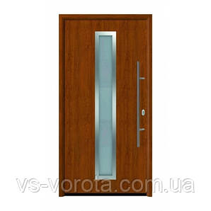 Двери входные Hormann Thermo 65 700A Golden Oak