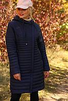 Универсальное женское плаьто с молнией на косую, фото 1