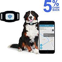 GPS ошейник для собак MYOX MPT-03DB (черный)