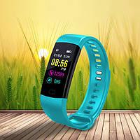 Смарт годинник Smart Watch Bangwei Fitness Smart Azure., фото 1