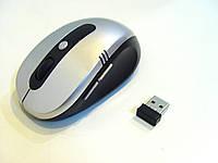 Беспроводная оптическая мышка мышь G 108 Silver