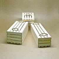 Короб для хранения Неаполь В50хД15хШ50см