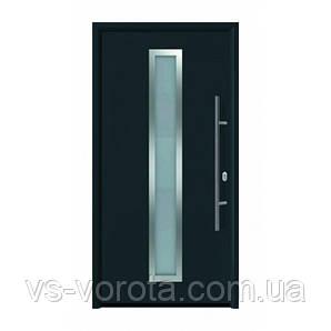 Двери входные Hormann Thermo 65 700A RAL 7016 серый антрацит
