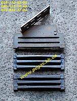 Колосник чугунный КСТ решетка наборка, фото 1