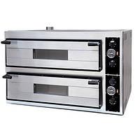 Печь для выпечки пиццы 4+4 пиццы Ø30 см Аpach АMМ44