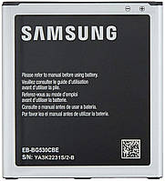 Акумулятор к EB-BG530BBC 2600mAh, Samsung G530H Galaxy Grand Prime, G531H/DS Grand Prime VE, Galaxy J2