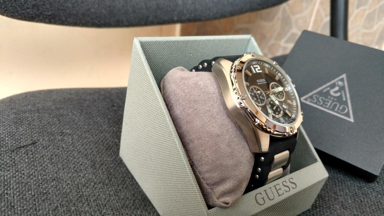 Чоловічий годинник GUESS U0167G1   продажа 8c3f9d0709a25