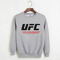 Свитшот, кофта, реглан UFC, Реплика
