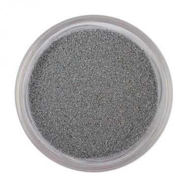 Цветной песок серый