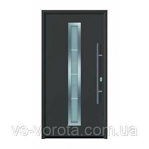 Дверь входная Hormann Thermo 65 700 Titan Metallic CH 703