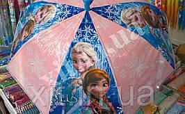 Зонт прозрачный Frozen