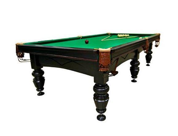 Більярдний стіл класик 7 футів