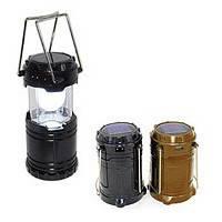 Кемпінгові світильники та туристичні ліхтарі