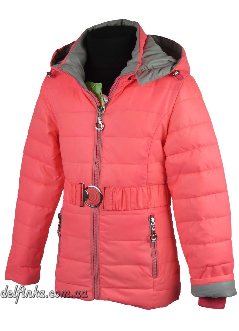 Куртка 106 для девочек демисизонная 4-7 лет, фото 1