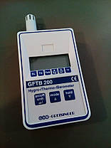 Барометр со встроенным  термогигрометром Greisinger GFTB 200 (Германия), фото 3