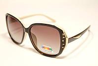 Солнцезащитные женские очки с поляризацией Chanel(копия) P1833 C3 SM 4fe5af9127512