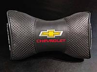 Автомобильная подушка подголовник Бабочка для Chevrolet 321