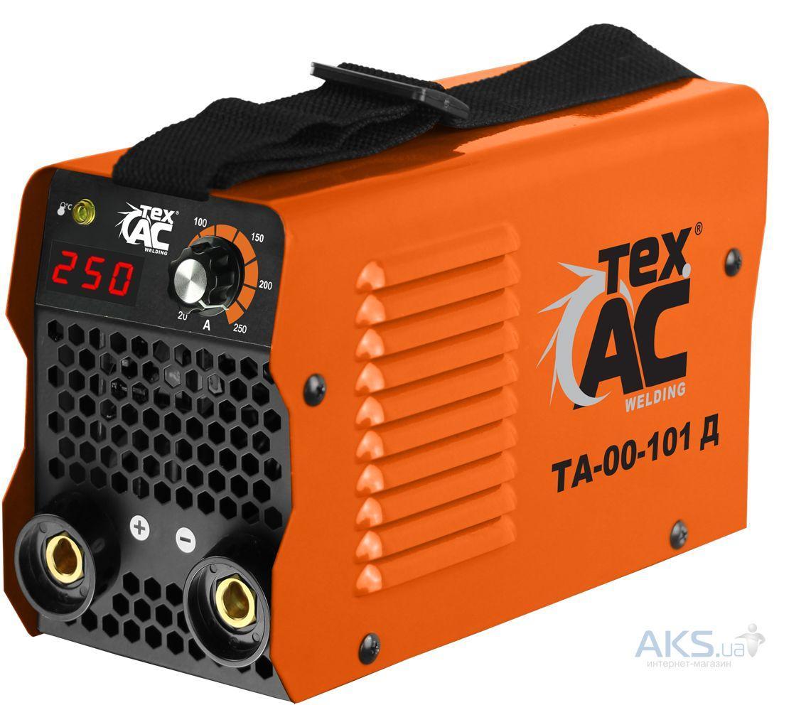 Сварочный инвертор Tex.AC ТА-00-101 Д