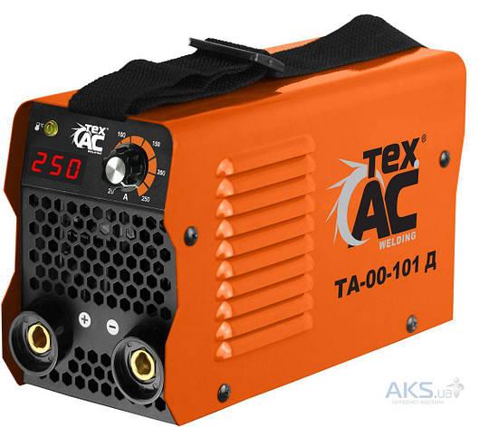 Сварочный инвертор Tex.AC ТА-00-101 Д, фото 2