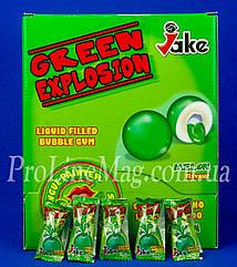 Жевательная резинка Jake Green Explosion Bubble Gum